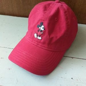 Mickey Mouse Disney Adult Hat